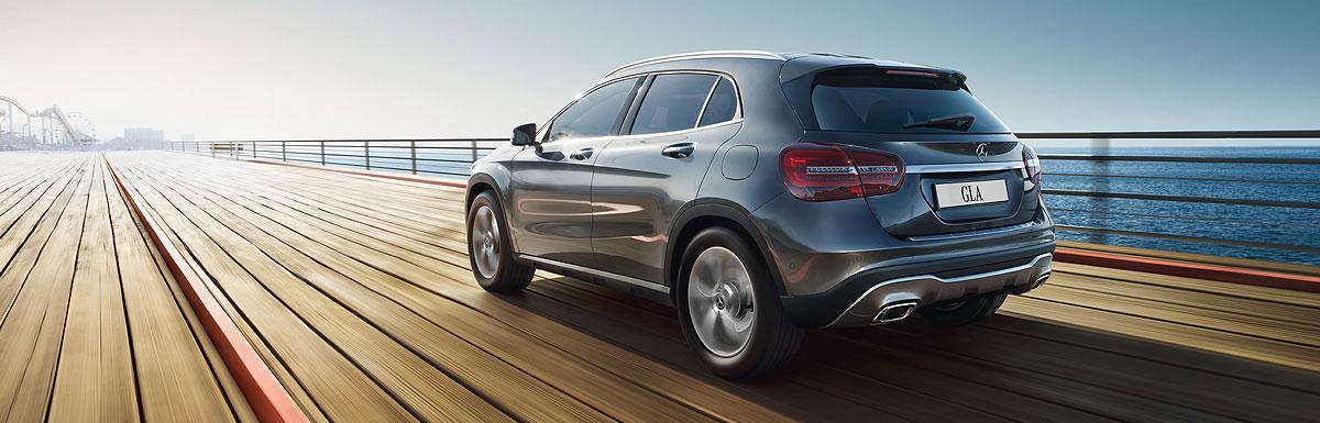 Mercedes-Benz GLA SUV | MB kampanje