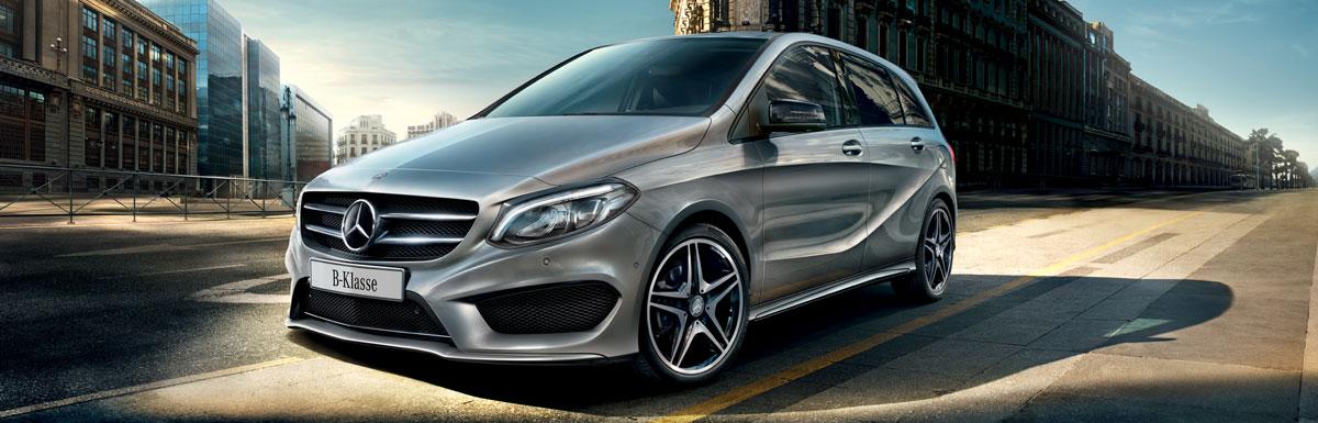 Mercedes-Benz B-Klasse | MB kampanje